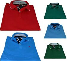 Polo T-Shirt Manches Courtes Slim Fit Homme ELVSTROM polo t-Shirt Court manches