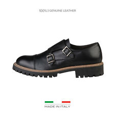 Chaussures à lacets Made in Italia - VITTORIO Homme Noir
