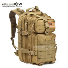 34L Men Outdoor Sports Camping Backpack Military 3P Assault MOLLE Bug Out Small