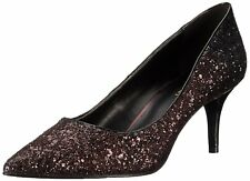 Nine West Womens Margot Leather Pointed Toe