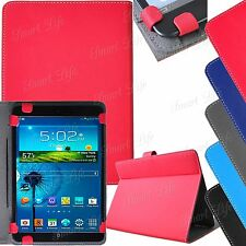 "Universal Plegable Folio Funda Soporte para 10"" 10.1 pulgadas Android Tablet PC"