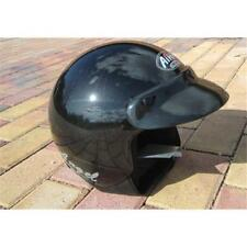 Airoh Angel Color Metallic Schwarz Jet Scooter Helm