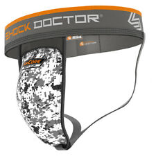 Shock Doctor Supporter with AirCore Hard Cup, Tiefschutz 234