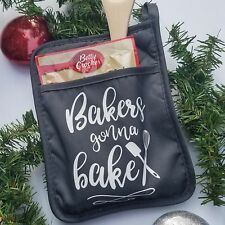 Bakers Gonna Bake Oven Mit
