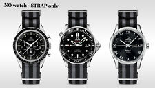 ULTIMATE BOND NATO® WATCH STRAP FOR OMEGA SEAMASTER SPEEDMASTER DEVILLE WATCH
