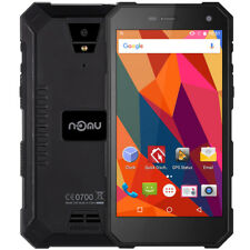 """5000mah nomu S10 5.0"""" 4g Smartphone Android 6.0 16GB ROM Quad-Core IMPERMEABLE"""
