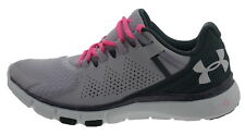 Under Armour 1258736 UA W Micro G Zapatillas sin límites Gris 179560