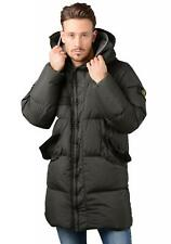 Stone Island Jacket - Mens 70223 Garment Dyed Crinkle Reps NY Down Jacket in Gre