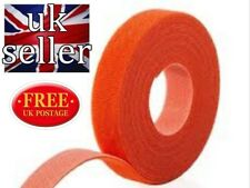 VELCRO® Brand Hook and loop ONE-WRAP® back to back Strapping 20mm in ORANGE