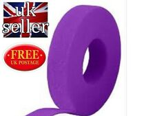VELCRO® Brand Hook and loop ONE-WRAP® back to back Strapping 20mm in PURPLE
