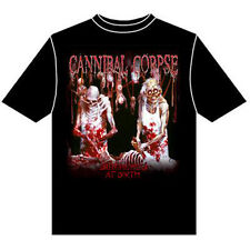 CANNIBAL CORPSE butchered at birth Official T-shirt NEW Size S napalm death