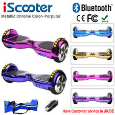"6,5"" Patinete Scooter Eléctrico Self Balancing Sooter Monociclo Board +Bluetooth"
