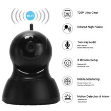 ACALI Wireless IP Camera Home Security IR Night Vision Baby Monitor/Memory Card