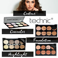 NEW! Technic Colour Fix Max Contour Makeup Palette Cream Powder Concealer Kit