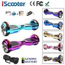 """6,5"""" Hoverboard Patinete Eléctrico Scooter Self Balancing Monociclo +BluetoothEQ"""