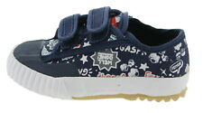Feiyue 0082-kid Scratch sneakers blu 177591