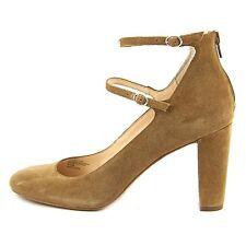 INC International Concepts Womens Mulli Closed Toe Ankle Strap Mary Jane Pumps