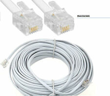 ADSL Broadband RJ11 US to RJ11 Phone Line Modem Router Internet Fax BT Cable UK