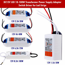DC 12V - LED Driver Power Supply Transformer 240V