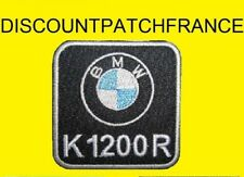 BMW K 200 RS, K 1200 GT, K 1200 R. patch écusson thermo aufnäher embroided.