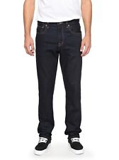 Quiksilver™ Revolver Rinse - Straight Fit Jeans - Hombre