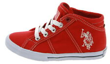 U. S. POLO assn. 4097s4 Gus Hightop Zapatillas Rojo 177268