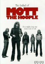 Mott the Hoople: The Ballad of Mott the Hoople (2011, DVD NUOVO) (REGIONE 0)