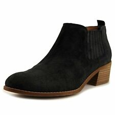 Tommy Hilfiger Womens ripley Almond Toe Ankle Fashion Boots