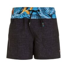 "Short de Bain Inlay 13"" Black Jr - Quiksilver"