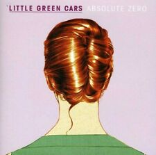 Absolute Zero - Little Green Cars (2013, CD NUOVO) 602537334940