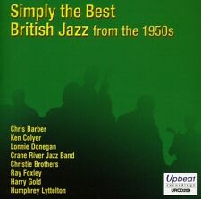 Simply The Best British Jazz From The 1950s - Simply The Best B (2010, CD NUOVO)