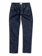Quiksilver™ Revolver Rinse - Straight Fit Jeans - Chicos