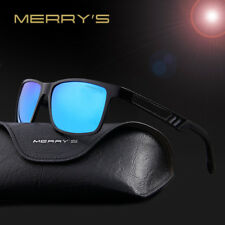 MERRY'S Fashion Aluminum Magnesium Polarized Sunglasses Men Sun Glasses UV400...