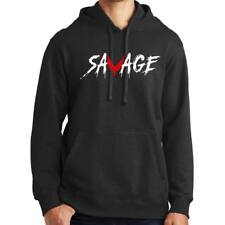 SAVAGE INSPIRED LOGAN HOODIE HOODY YOUTUBER JAKE PAUL PULLOVER TOP TEAM 10