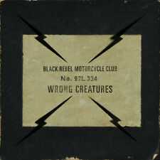 Wrong Creatures - Black Rebel Motorcycle Club (2018, CD NUOVO) Explicit Version