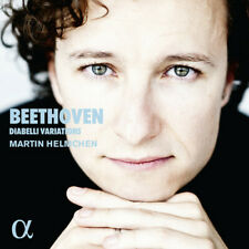 Diabelli Variations - Beethoven / Helmchen (2018, CD NUOVO)