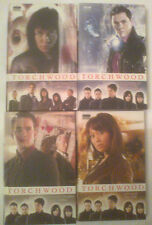 TORCHWOOD BOOKS: (DOCTOR WHO SPIN-OFF) : BBC BOOKS - £6.00 EACH