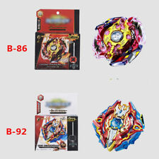 New Beyblade Burst Excalibur Starter Zeno With Launcher+Grip Gifts For Kids Set