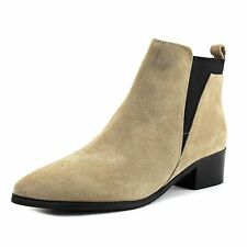 Marc Fisher Womens Ignite Leather Pointed Toe Ankle Fashion Boots