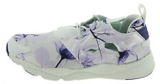 Reebok Furylite Graphic Sneaker White Cornflower Blue 178488
