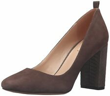 Franco Sarto Womens Ingall Suede Closed Toe Classic Pumps