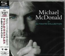 Ultimate Collection - Michael Mcdonald (2017, CD NUOVO)