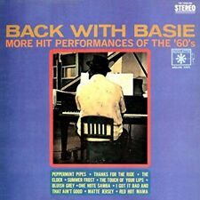 Back With Basie - Count Basie (2015, CD NUOVO)