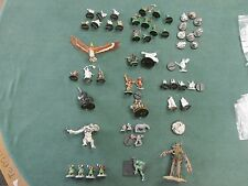 Various Lord of the Rings figures. Games Workshop. Citadel Miniatures Metal A11