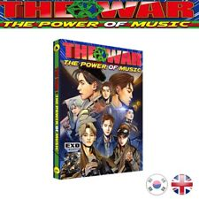 [NEW + SEALED!] EXO The WAR Power of Music 4th Repackage Album CD Kpop K-pop UK