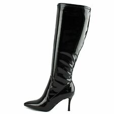 Nine West Womens Calla Pointed Toe Knee High Fashion Boots