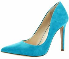 Jessica Simpson Womens Cassani Suede Pointed Toe Classic Pumps
