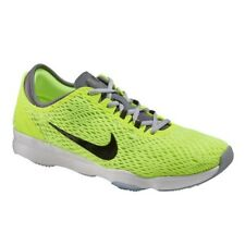Nike Wmns Zoom Fit Scarpe Sportive Donna Gialle Tela 704658