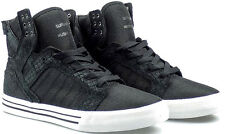 Chaussures Hommes Noir Blanc Supra Skytop Baskets Hommes Chaussures S18250