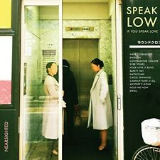 Nearsighted - Speak Low If You Speak Love (2018, CD NUOVO)